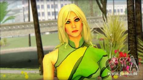 Vertigo Deadpool The Game Cable pour GTA San Andreas troisième écran