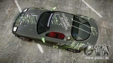Mazda RX-7 Razer für GTA 4 rechte Ansicht