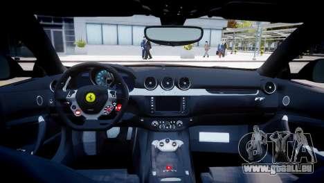 Ferrari FF pour GTA 4 est un droit
