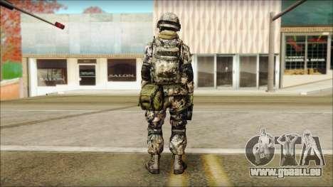 STG from PLA v3 pour GTA San Andreas deuxième écran