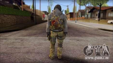 Australia TD pour GTA San Andreas deuxième écran