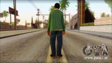 GTA 5 Ped 11 pour GTA San Andreas deuxième écran