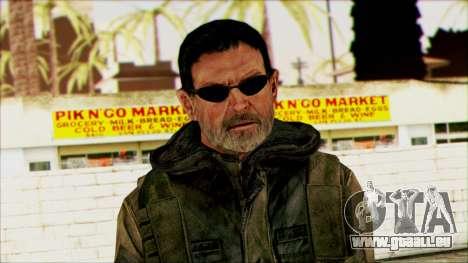 Kämpfer (PLA) v2 für GTA San Andreas dritten Screenshot