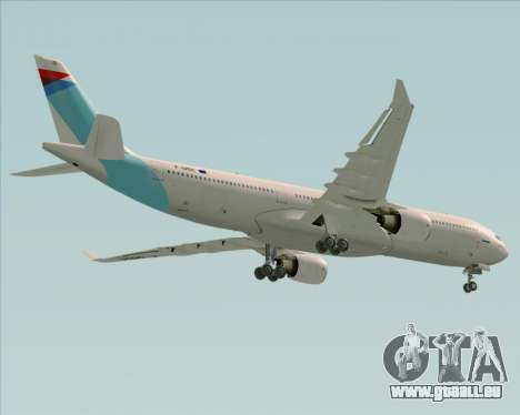 Airbus A330-300 Air Inter für GTA San Andreas