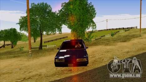 Bright ENB Series v0.1b By McSila pour GTA San Andreas sixième écran