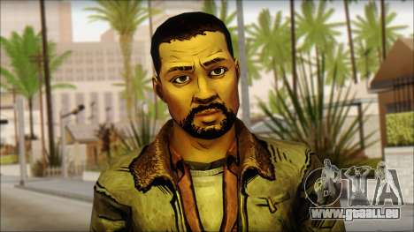 Lee Everett pour GTA San Andreas troisième écran