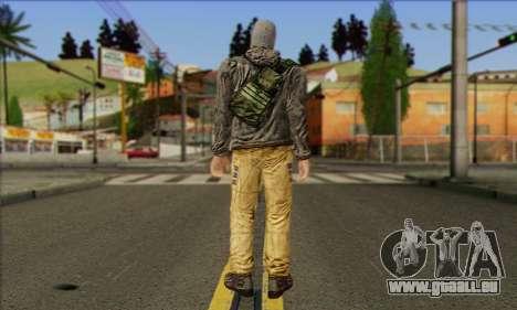 Arctic Avenger (Tactical Intervention) v1 pour GTA San Andreas deuxième écran