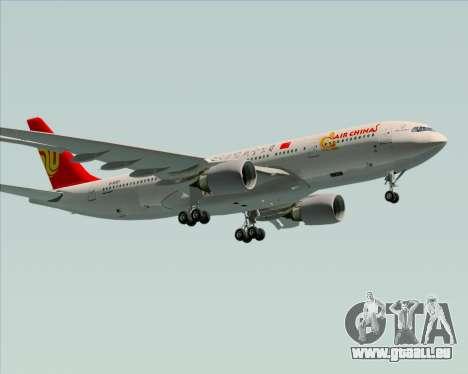 Airbus A330-200 Air China pour GTA San Andreas moteur