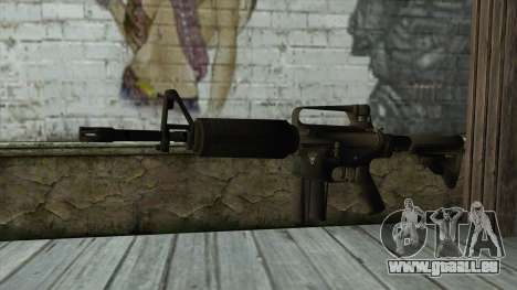AMCAR B82 From Pay Day 2 für GTA San Andreas