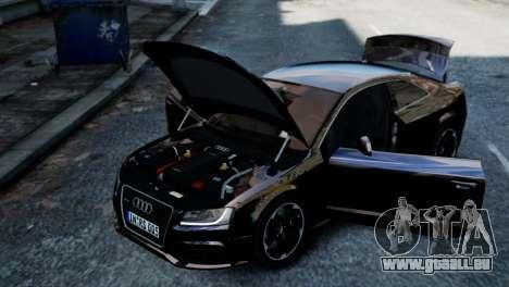 Audi RS5 2011 für GTA 4 rechte Ansicht