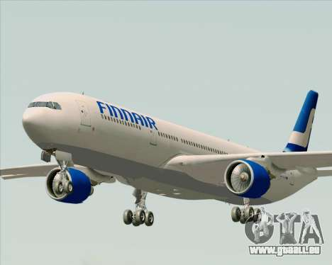 Airbus A330-300 Finnair (Old Livery) pour GTA San Andreas