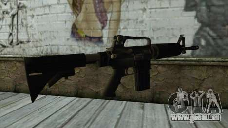 AMCAR B82 From Pay Day 2 für GTA San Andreas zweiten Screenshot