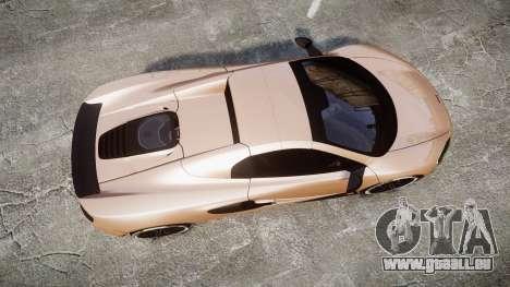 McLaren 650S Spider 2014 [EPM] Pirelli v1 für GTA 4 rechte Ansicht