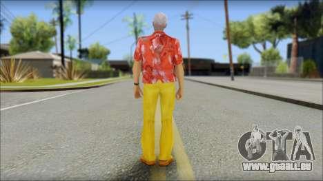Doc with No Glasses 2015 für GTA San Andreas zweiten Screenshot