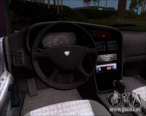 Proton Persona 1996 1.5 Gli für GTA San Andreas Seitenansicht