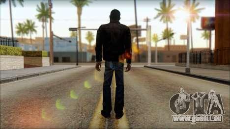 Lee Everett pour GTA San Andreas deuxième écran