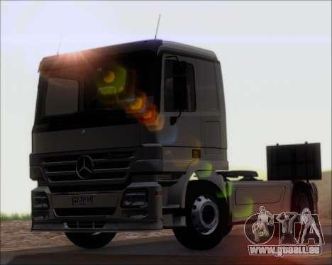 Mercedes-Benz Actros 3241 pour GTA San Andreas
