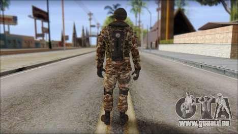 Soviet TD pour GTA San Andreas deuxième écran