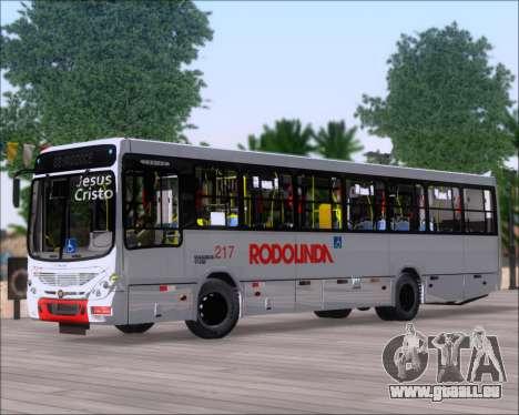 Marcopolo Torino G7 2007 - Volksbus 17-230 EOD pour GTA San Andreas laissé vue