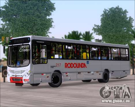 Marcopolo Torino G7 2007 - Volksbus 17-230 EOD für GTA San Andreas linke Ansicht