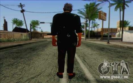 Dr. Alec Earnhardt für GTA San Andreas zweiten Screenshot