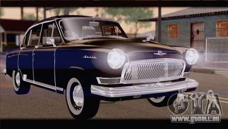 GAS-21 1965 für GTA San Andreas