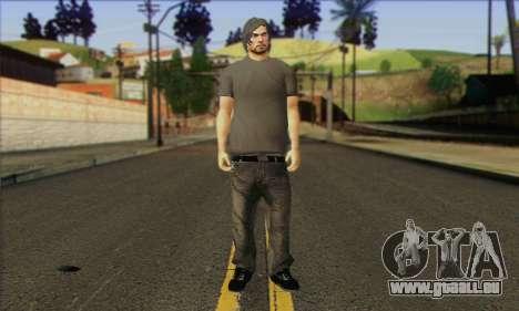Passant (PERSONNEL) pour GTA San Andreas