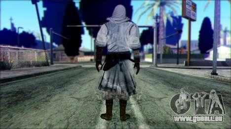 Sentinel from Assassins Creed pour GTA San Andreas deuxième écran
