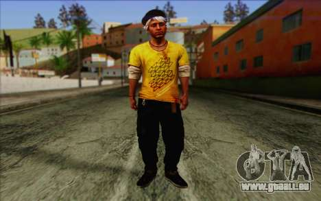 Oliver Carswell pour GTA San Andreas