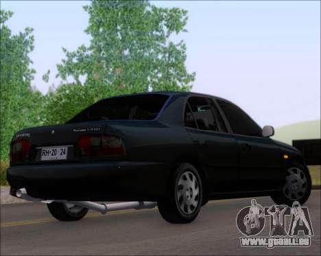 Proton Persona 1996 1.5 Gli pour GTA San Andreas laissé vue