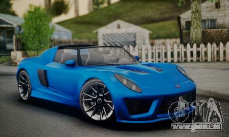 Voltic from GTA 5 pour GTA San Andreas