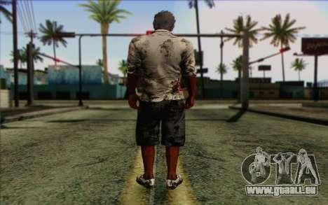 Keith Ramsey v2 pour GTA San Andreas deuxième écran