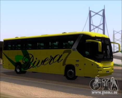 Comil Campione 3.45 Scania K420 Rivera pour GTA San Andreas laissé vue