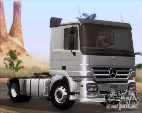 Mercedes-Benz Actros 3241 für GTA San Andreas