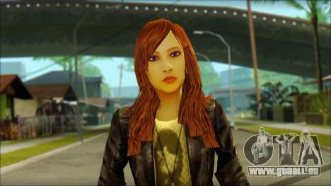 Sahra pour GTA San Andreas troisième écran