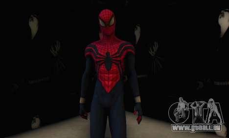 Skin The Amazing Spider Man 2 - Suit Ben Reily pour GTA San Andreas cinquième écran