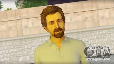 Fried Lander pour GTA San Andreas troisième écran