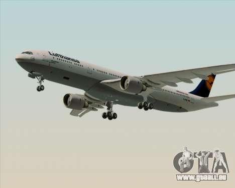 Airbus A330-300 Lufthansa für GTA San Andreas Motor