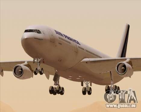 Airbus A340-313 Air France (Old Livery) für GTA San Andreas