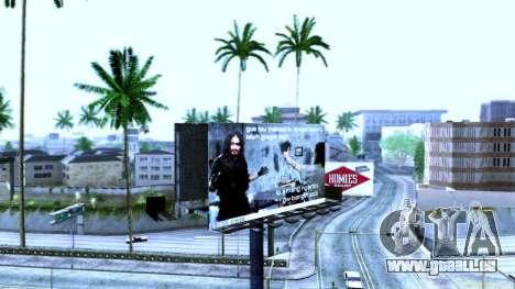 Grand ENB pour la Faiblesse du PC pour GTA San Andreas