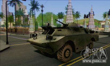 BRDM-2 from ArmA Armed Assault pour GTA San Andreas