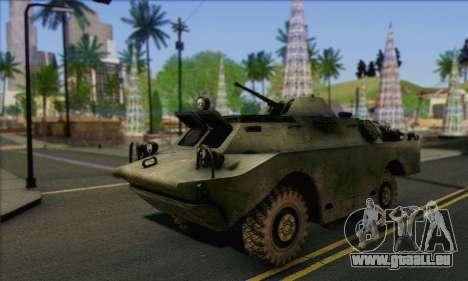 BRDM-2 from ArmA Armed Assault für GTA San Andreas