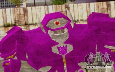 Shockwawe v1 pour GTA San Andreas troisième écran
