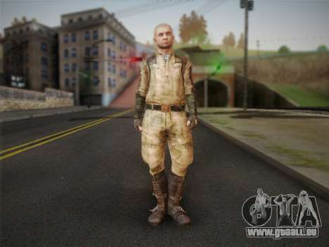 Paul (Metro Last Light) pour GTA San Andreas