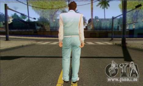 Cris Formage from GTA 5 für GTA San Andreas zweiten Screenshot