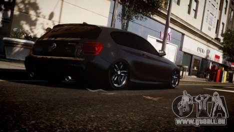 BMW 135i für GTA 4 linke Ansicht