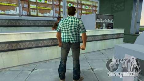 Kockas polo - vilagoskek T-Shirt für GTA Vice City Screenshot her