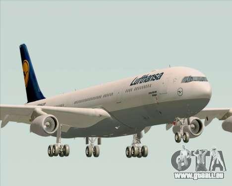 Airbus A340-313 Lufthansa für GTA San Andreas