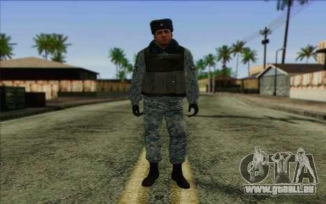 Die Polizei In Russlands Haut 5 für GTA San Andreas