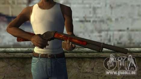 M1887 from PointBlank v3 für GTA San Andreas dritten Screenshot